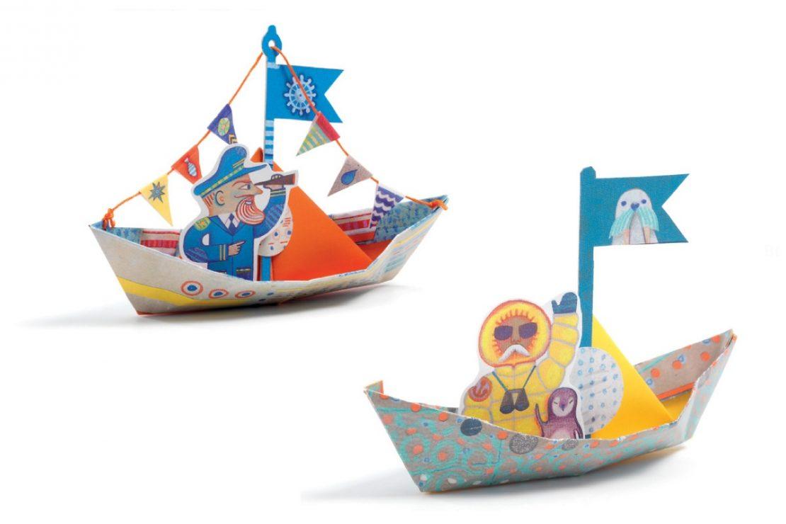 Djeco Origami Boats