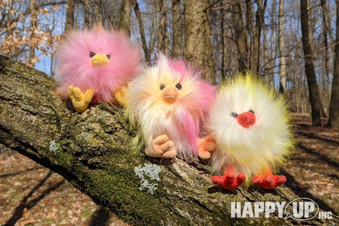 Jellycat Crazy Chicks