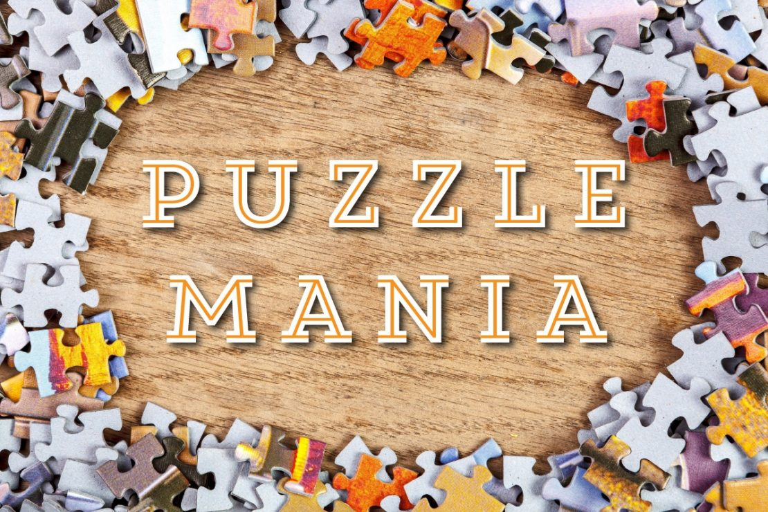 Jigsaw Obsession Leads to Puzzle Mania
