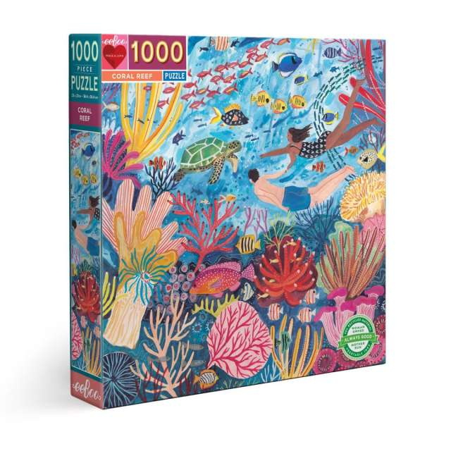 The Coral Reef Jigsaw Puzzle