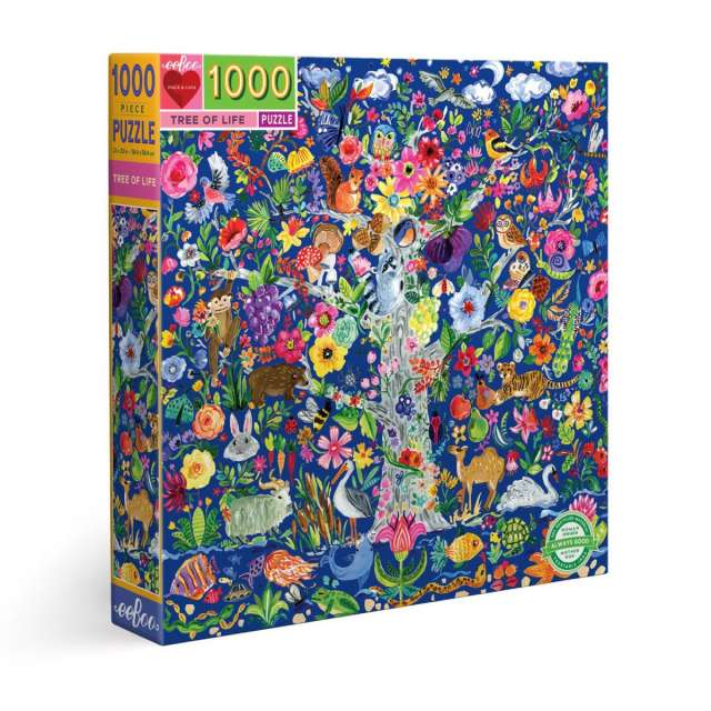 The Tree of Life Jigsaw Puzzle
