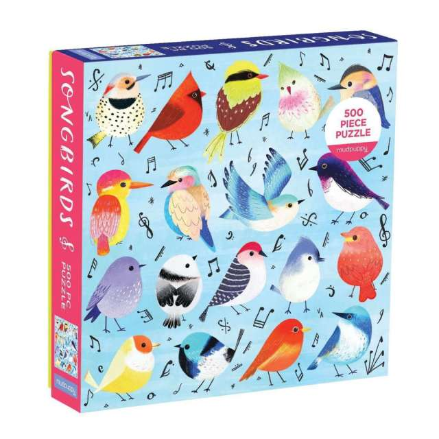 Songbirds Jigsaw Puzzle