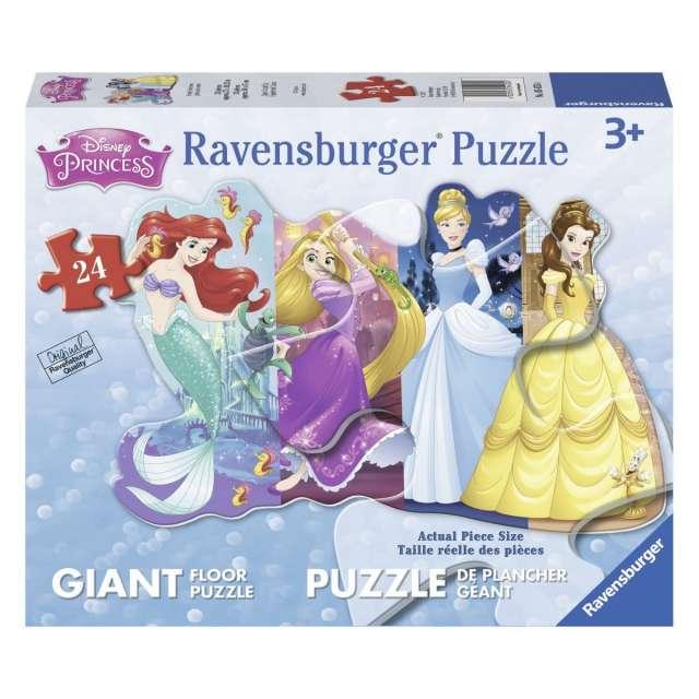 Disney Pretty Princesses Floor Puzzle