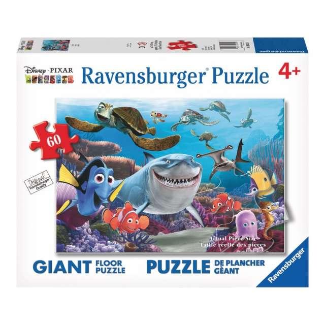 Finding Nemo Smile! Floor Puzzle