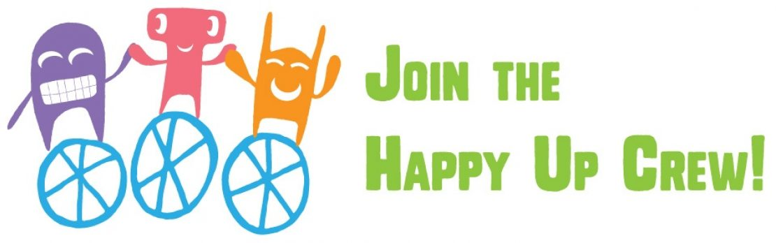 Join the Happy Up Crew