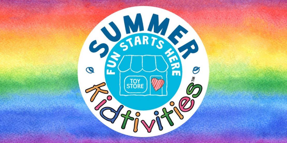 Kidtivities 2021 - Summer Fun Starts Here!