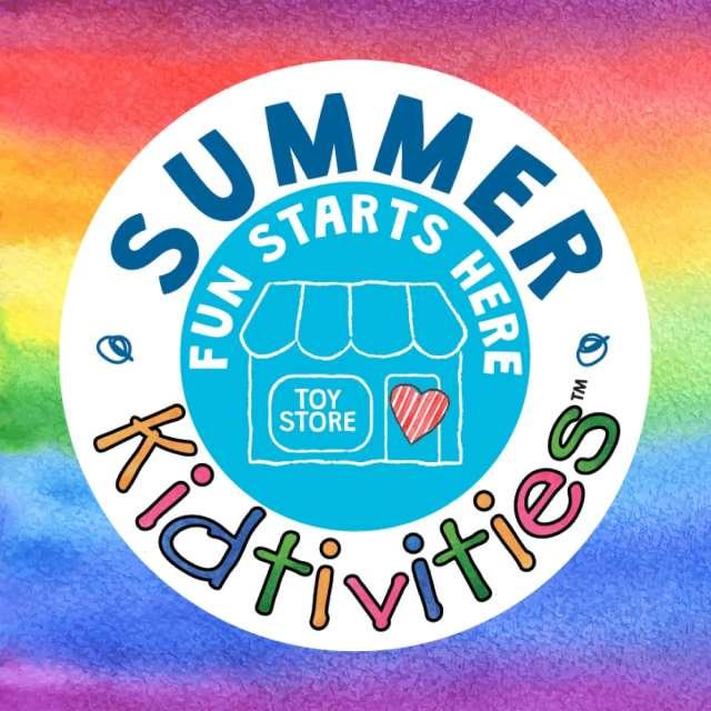 Kidtivities Summer Crafts 2020