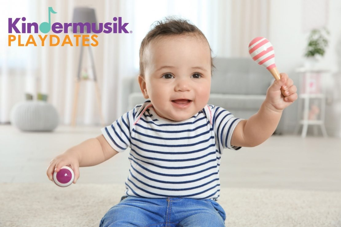 Kindermusik Playdates at Happy Up in Edwardsville
