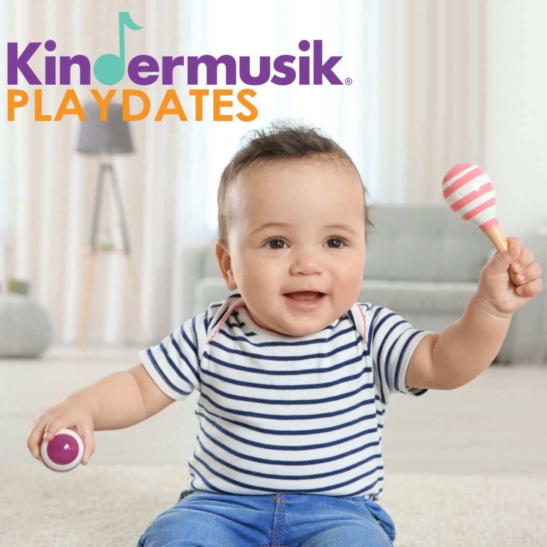 Kindermusik Playdates with Baby