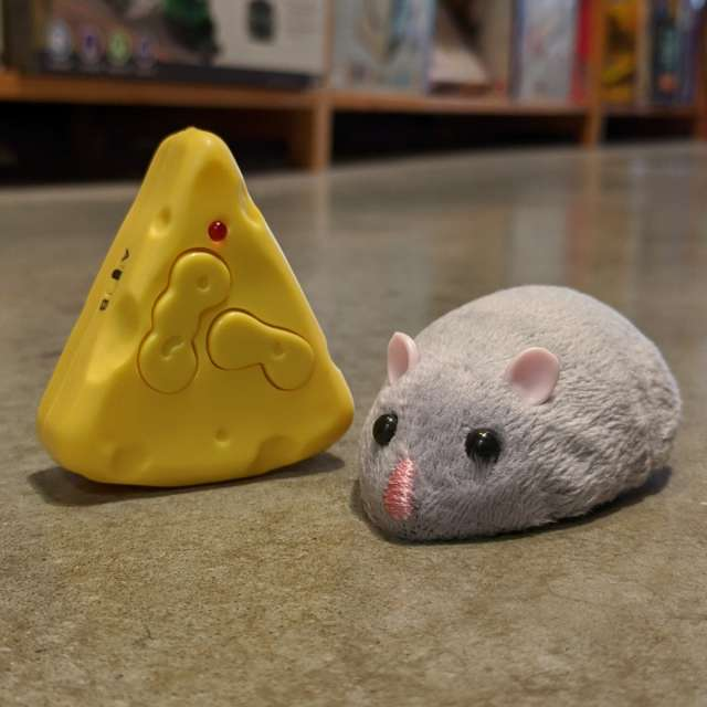 Meddling Mouse RC Creepy Critter