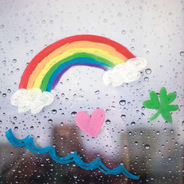 Rainy Dazy Gel Crayons