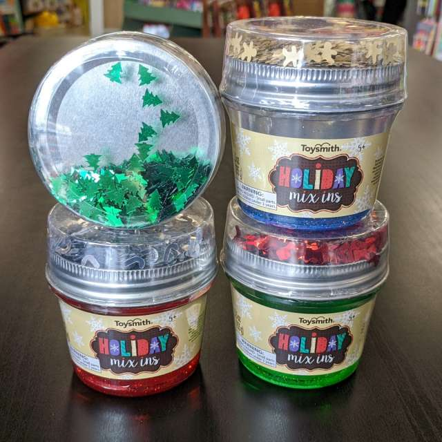 Holiday Slime Mix-Ins