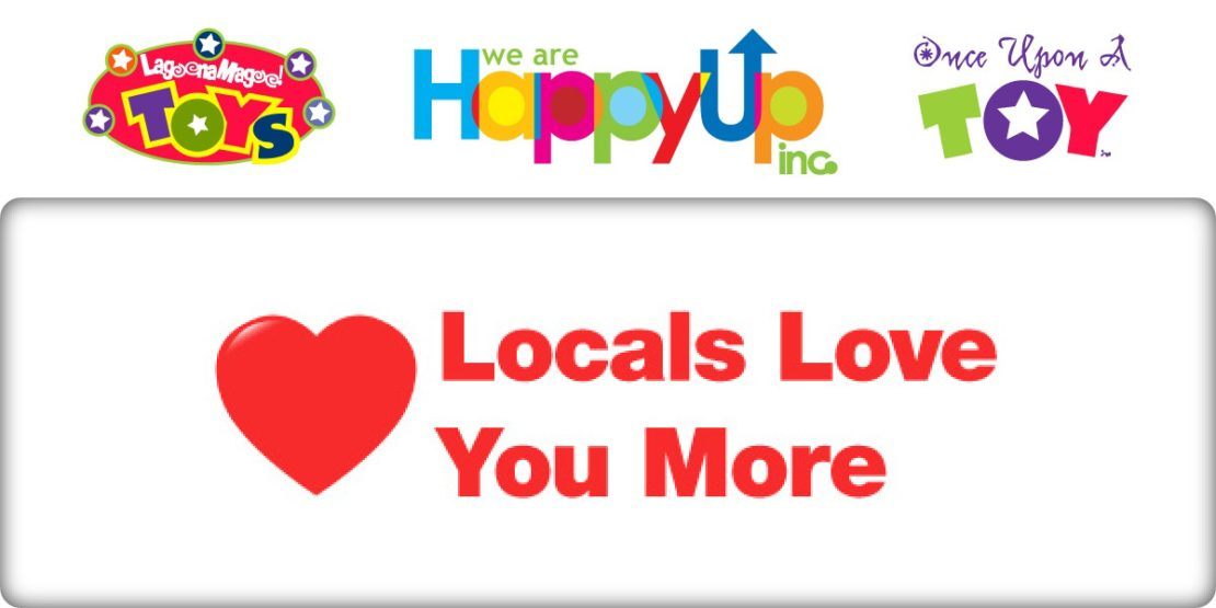 Local Businesses Love You More