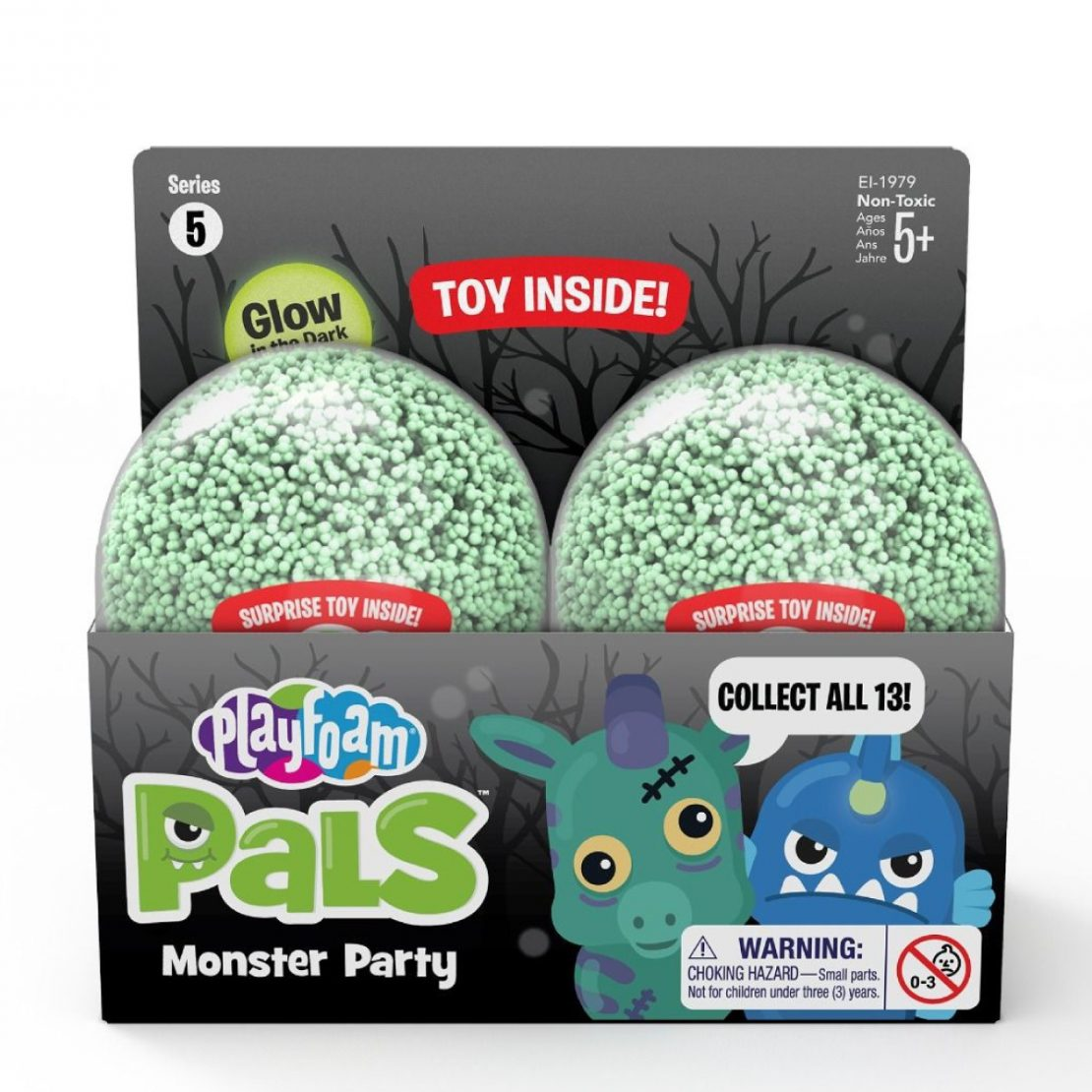 Playfoam Pals Monster Party 2-pack