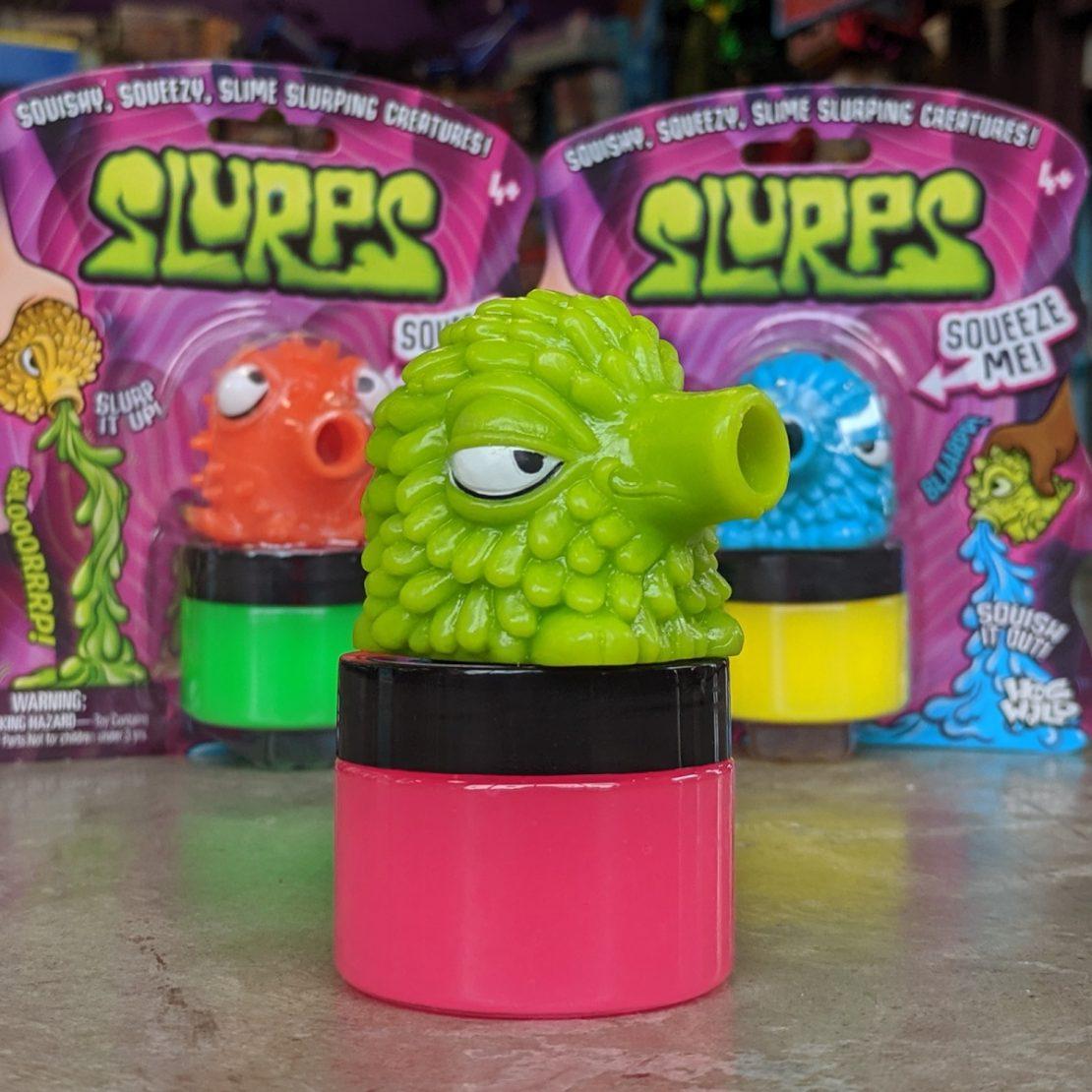 Slurps creature and slime from Hog Wild