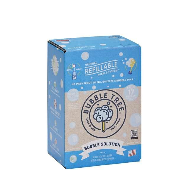 BubbleTree 2 Liter Bubble Solution Refill Box