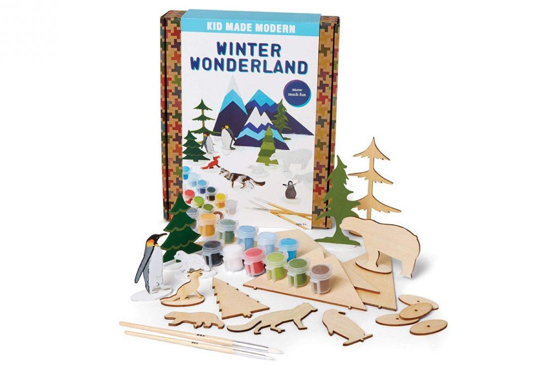 Kid Made Modern Winter Wonderland Kit