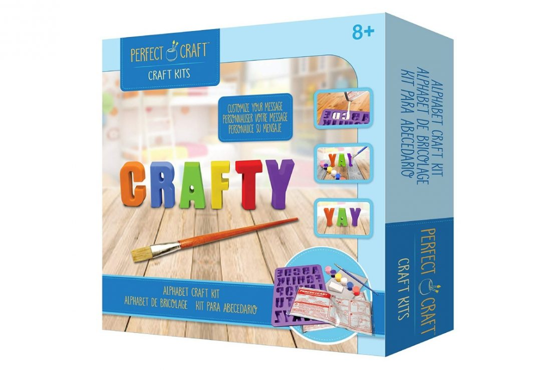 Perfect Craft Alphabet Kit