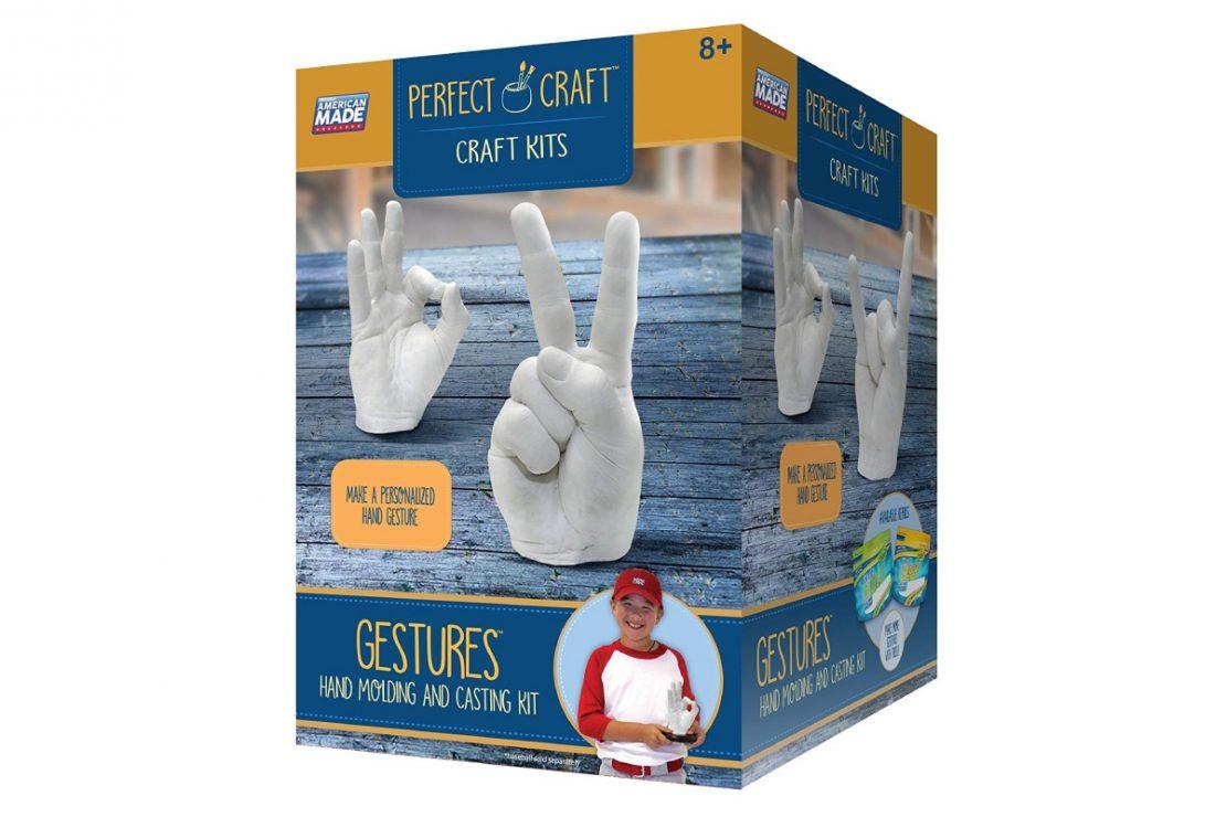 Perfect Craft Gestures