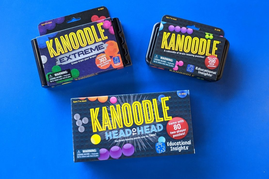 Kanoodle Logic Games from Educational Insights