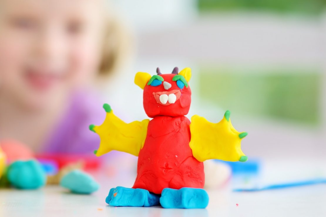 Tactile playtime is monstrously magical!