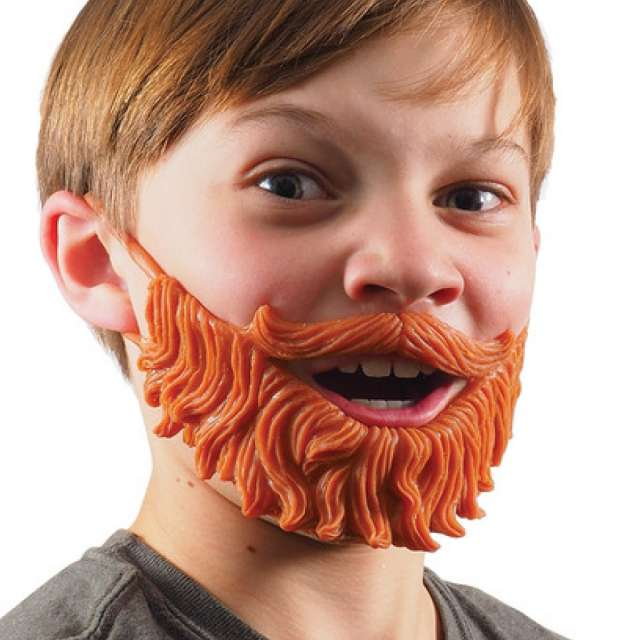 Beardies Costume Beard