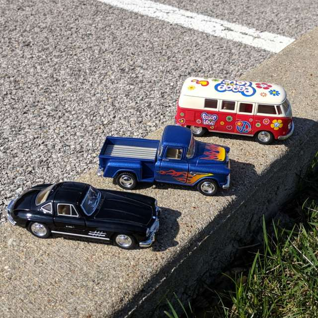 Diecast Vehicles from Schylling