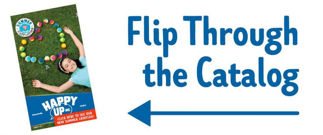Flip Through the Catalog