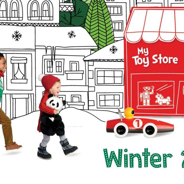 Happy Up is Your Toy Store!