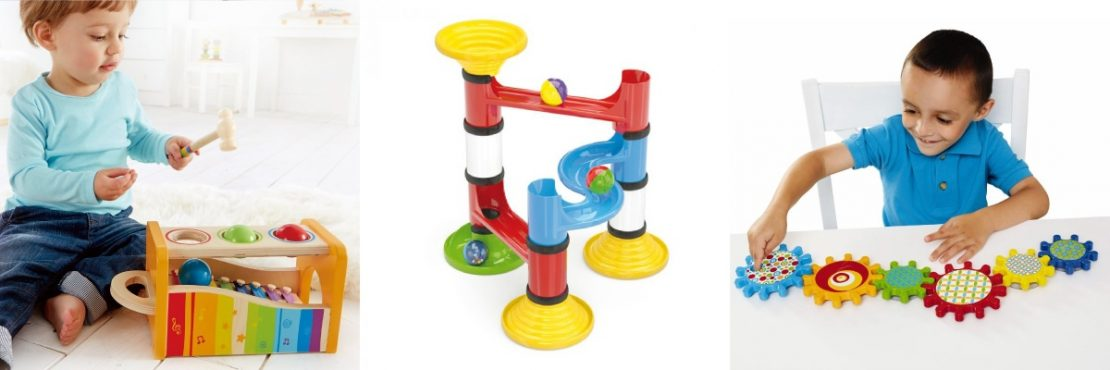 Examples of Cause and Effect Toys