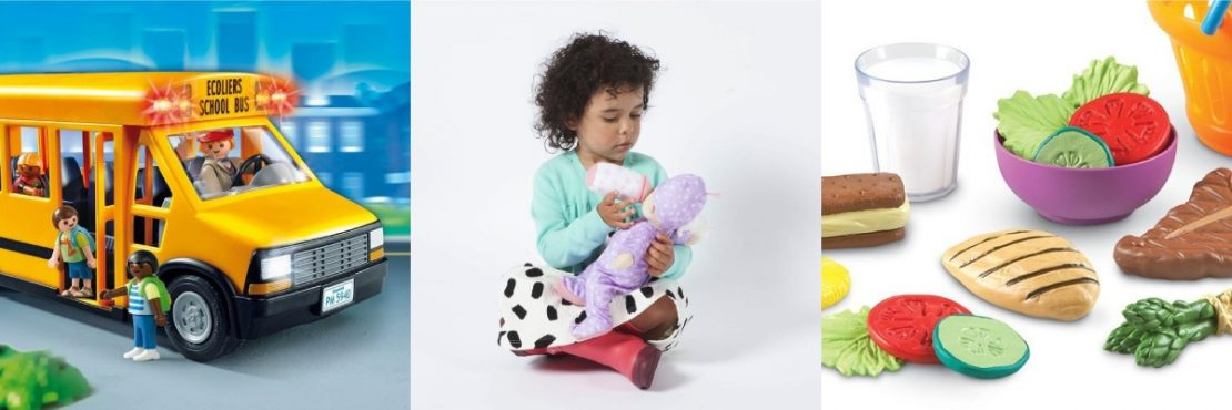Examples of Toys for Pretend Play