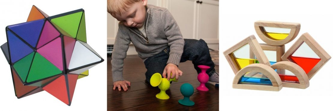 Examples of Sensory Toys