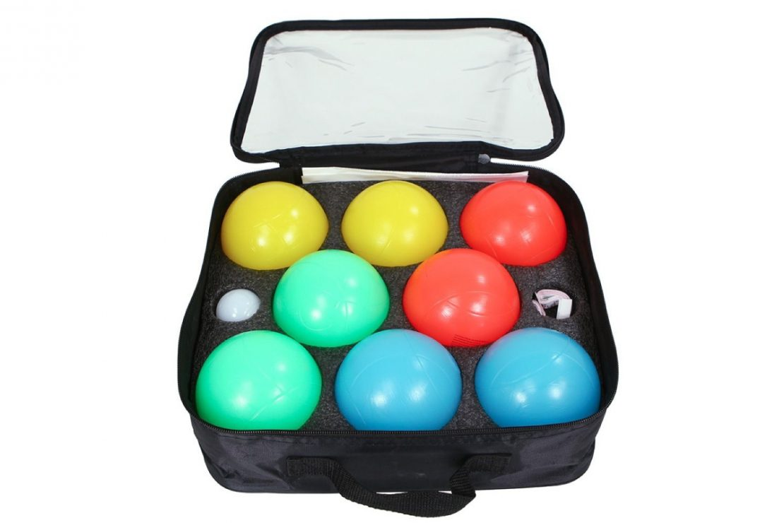 Lighted Bocce Ball Set from Water Sports