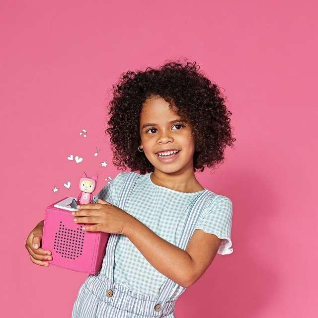 Pink Tonies Starter Box