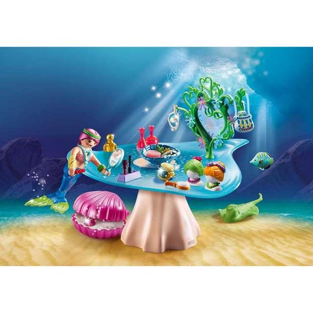 Mermaid Beauty Salon