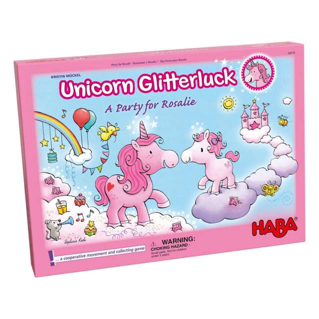 Unicorn Glitterluck A Party for Rosalie Game