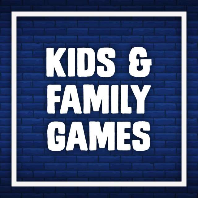 New Year Kids & Family Games