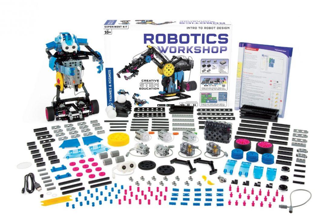 Robotics Workshop from Thames & Kosmos