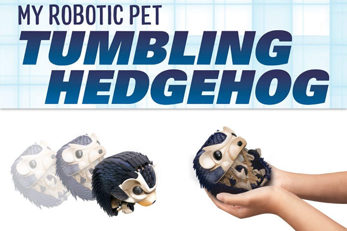 Tumbling Hedgehog from Thames & Kosmos