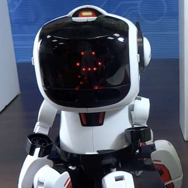 Hello little robot!