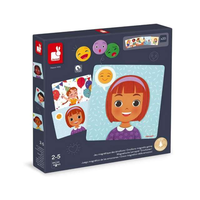 Emotions Magnetic Game from Janod