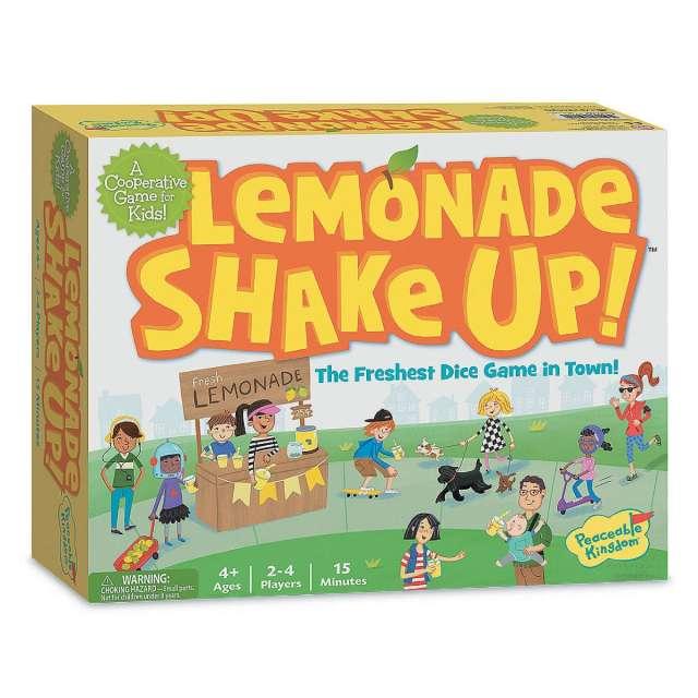 Lemonade Shake Up Cooperative Game