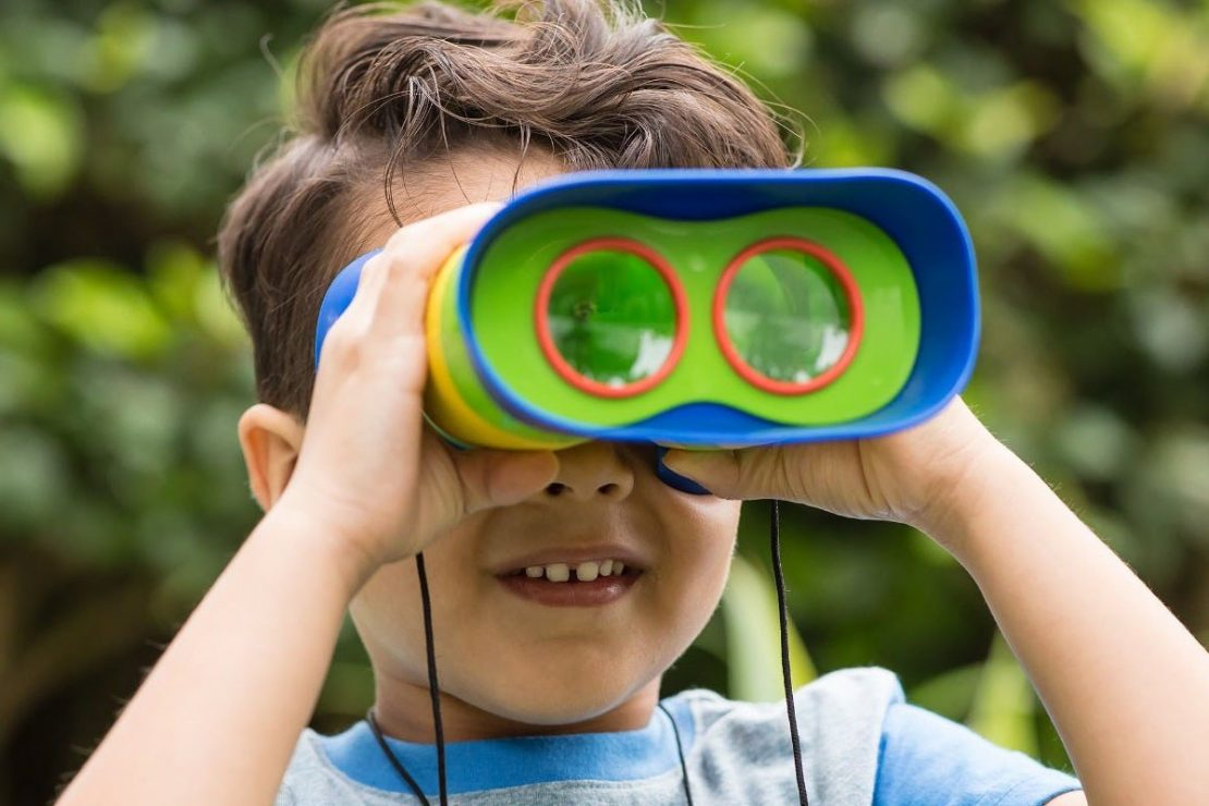 Kidnoculars from GeoSafari Jr