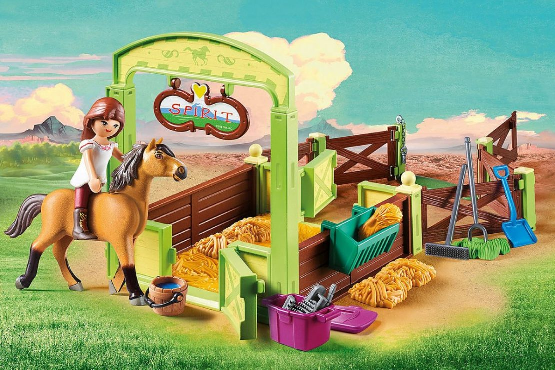 Spirit Riding Free Playmobil Sets