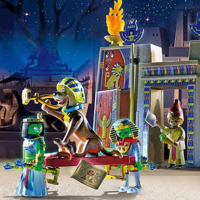 Scooby-Doo! Adventure in Egypt from Playmobil