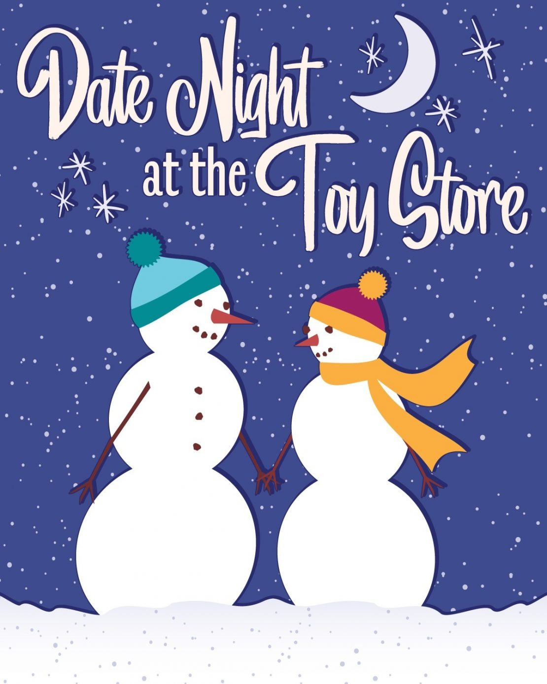 Date Night is Dec. 13th, 6 - 8 pm at Happy Up Edwardsville