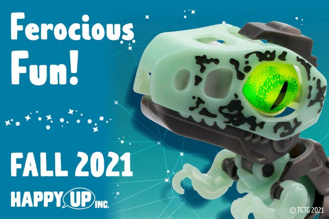 Fall 2021 Catalog... Filled with Ferocious Fun!