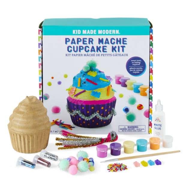 Paper Mache Cupcake