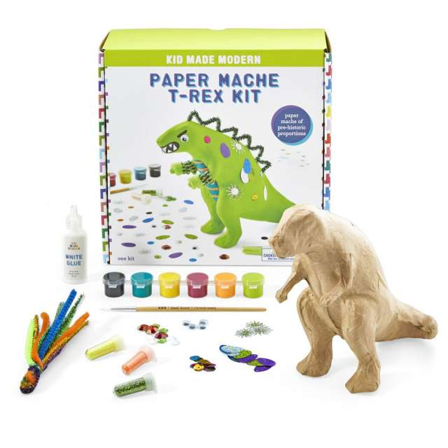 Paper Mache T-Rex Dinosaur