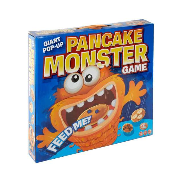 Giant Pop-Up Pancake Monster from Blue Orange Games